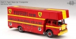 Ford C Type Race Car Transporter 1:43 00009