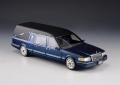 Lincoln Town car S&S Hearse 1997  Gr 1:43 GLM43102