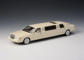 Lincoln Town Car Limousine 1997 Whit 1:43 43102902