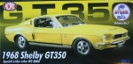 Ford Mustang Shelby GT350 with paint 1:18 A1801806
