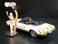 Oldsmobile 1972 Hurst Indy Pace Car  1:18 A1805601