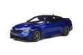 BMW F82  M4 CS San Marino Blue 1:18 GT059