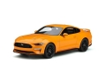 Ford Mustang GT Coupe 2019 fury orange 1:18 GT205