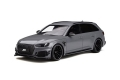 Audi A4 RS4-R ABT 2019 GREY 1:18 GT236