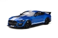 Ford Shelby GT500 2020 Velocity Blue 1:18 GT268