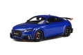 Audi TT RS Performance Parts 2018 blue  1:18 GT269