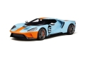 Ford GT Heritage Edition Gulf #9 2019 1:18 GT783