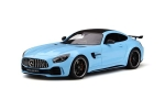 Mercedes Benz AMG Gt-R China Blue 2 1:18 GT787