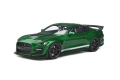 Ford Shelby GT500 2020 Candy Apple Gree 1:18 GT834