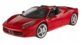 Ferrari 458 Italia Spider 2011 Red 1:18 X5527