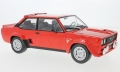 Fiat 131 Abarth Red 1980  1:18 18CMC003