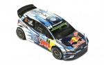 VW Polo R WRC #1 Winner Rallye Tour 1:18 18RMC018A