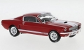 Ford Mustang Shelby GT 350 1965 red wh 1:43 CLC335