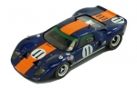 Ford GT40 #11 J. Ick x/D.Thompson 1:43 GTM104