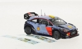 Hyundai i20 Coupe WRC Rallye WM, Rally 1:43 RAM645