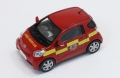 Toyota IQ Essex UK Fire 1:43 JC169