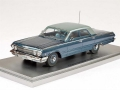 Chevrolet Biscayne 1963 blue/light 1:43 KE43027010