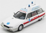 Citroen CX TGE Break Red Cross Ambul 1:43 43011010
