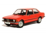 BMW 318i E21 Year 1975 Red 1:18 180041