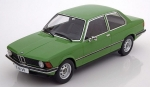 BMW 318i E21 Year 1975 Green 1:18 180043
