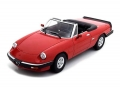 Alfa Romeo Spider 3 series 2 1986 red  1:18 180191