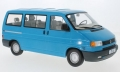 VW Bus T4 Caravelle 1992  blue 1:18 180263
