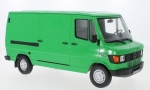 Mercedes Benz 208D Transporter green 1:18 180303