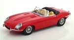 Jaguar E-Type Cabriolet Open Top Seri  1:18 180482