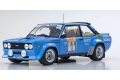 Fiat 131 Abarth #11 6th Rallye SanRemo 1:18 08376C