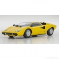 Lamborghini Countach LP400 Yellow 1:18 09531Y