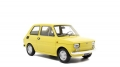 "Fiat 126 ""Maluch"" 1972 Yellow 1:18 LM103E"