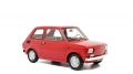 "Fiat 126 ""Maluch"" 1972 Red 1:18 LM103F"