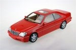 Mercedes Benz CL600 7.0 Coupe Red 1:18 LS036A