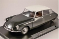 Citroen DS19 Dark grey with white 1:24  mag24DS