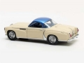 Delahaye 235 Coupe Chapron white/blue 1958 1:43 MX