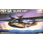PBY5A Black Cat 1:72 12487