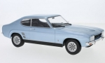 Ford Capri MKI 1968 Light Blue 1:18 18084