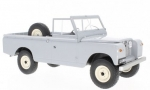 Land Rover 109 Pick Up Series II Grey 1:18 18092