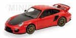 Porsche 911 (997 II) GT2 RS Red 1:18 100069408