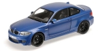 BMW 1er M Coupe 2011 1:18 110020025