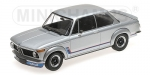 BMW 2002 Turbo 1973 Silver 1:18 155026201