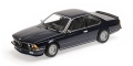 BMW 635 CSi (E24) 1982 dark blue me 1:18 155028101