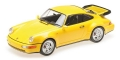 Porsche 911 (964) Turbo 1990 Yellow 1:18 155069100