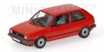 Volkswagen Golf 1985 (red) 1:43 400054101