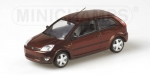 Ford Fiesta 2002 red 1:43 400081121