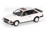 Ford Escort III XR3i 1982 White 1:43 400085070
