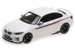 BMW M2 Coupe 2016 Presentation Whi 1:43  410026105