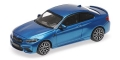 BMW M2 Competition 2019 Blue Metal 1:43  410026202