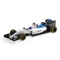 Williams Martini Racing Mercedes FW37 #77 1:43 417