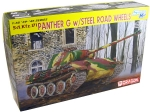 Sd.Kfz.171 Panther G wsteel 1:35 6370